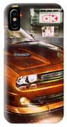 Dodge Challenger R T IPhone Case