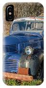Dodge Pickup IPhone Case