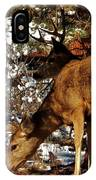Doe And Buck IPhone Case