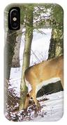 Doe Emerges IPhone Case