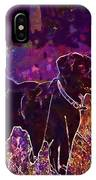 Dog Labrador Animal Canidae Canine  IPhone Case