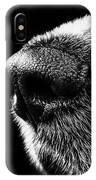 Dog Smeller IPhone Case