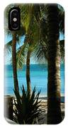 Dog's Beach Key West Fl IPhone Case