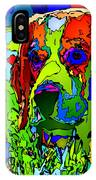 Dogs Can See In Color IPhone Case