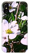 Dogwood Blossoms Pair Up IPhone Case