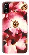 Dogwood Harmony IPhone Case