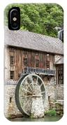 Dogwood Mill IPhone Case