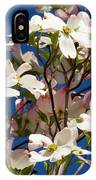 Dogwood Sky IPhone Case