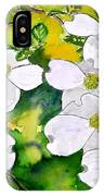 Dogwood Tree Flowers IPhone Case