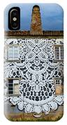 Doily House IPhone Case