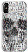 Dolls Skull Mosaic IPhone Case