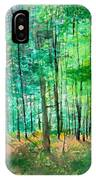 Dolly Sods Trees IPhone Case