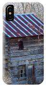 Dolly's Hearth - Pendleton County West Virginia IPhone Case
