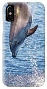 Dolphin Jump IPhone Case