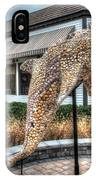 Dolphin Shell Art Sculpture IPhone Case