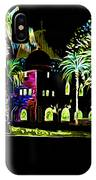 Dome Of The Rock At Night IPhone Case
