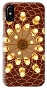 Domed Roof Mandala IPhone Case
