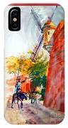Don Quixote In San Juan IPhone Case