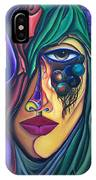 The Admirer - Scar Series 4 IPhone Case