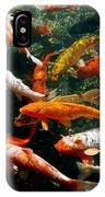 Don't Be Koi Roy IPhone Case