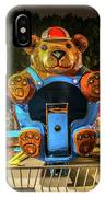 Don't Feed The Bears IPhone Case
