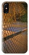 Don't Fence Me In IPhone Case