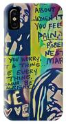 Don't You Worry IPhone Case