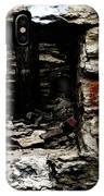 Door Of Rock IPhone Case
