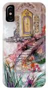 Door To Mysteries IPhone Case