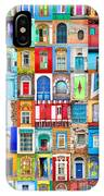 Doors And Windows Of The World - Vertical IPhone Case