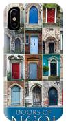 Doors Of Lincoln IPhone Case
