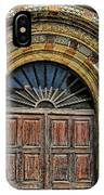 Doors To Holiness IPhone Case