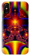 Doorway To The Universe Detail IPhone Case