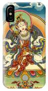 Dorje Yudronma IPhone Case