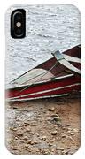 Dos Barcos IPhone Case