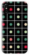 Dotted Grid IPhone Case