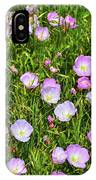 Dotted Meadow IPhone Case