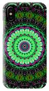 Dotted Wishes No. 6 Kaleidoscope IPhone Case