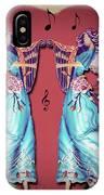 Double Angel IPhone Case