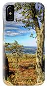 Double Exposure Osprey And High Point Nj IPhone Case