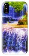 Double Waterfall IPhone Case