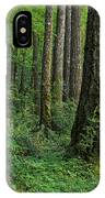 Douglas-fir IPhone Case