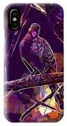 Dove Birds Animals Nature  IPhone Case