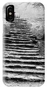 Dovedale Steps IPhone Case