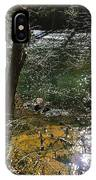 Down By The Creek IPhone Case