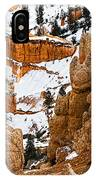 Down Into The Canyon IPhone Case