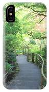 Down To The Garden IPhone Case