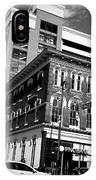 Down Town Baltimore City IPhone Case