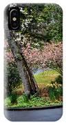 Downhill Landscape Scene IPhone X Case