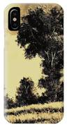 A Spring Shower IPhone Case
